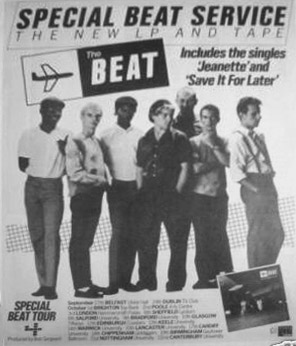Advert 1 - Special Beat Service